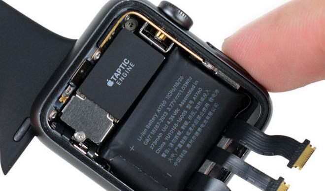 Ремонт часов Apple