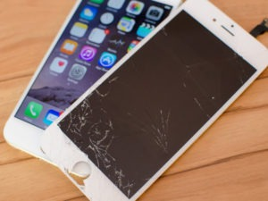 Замена дисплея (экрана) iPhone 5