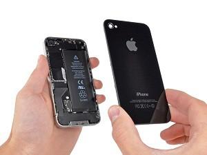 Треснула задняя крышка iPhone (Айфон)