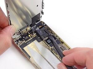 Ремонт кнопки вибро iPhone (Айфон)