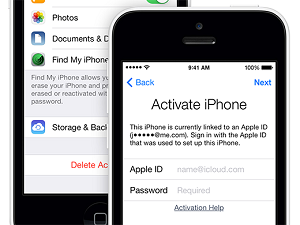 Снятие и разблокировка Apple ID iPhone (Айфон)
