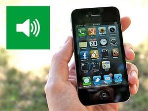 Не слышно собеседника на iPhone (Айфон)