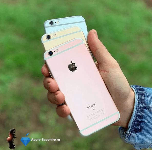 Замена микросхемы тачскрина iPhone 6 Plus (Айфон 6+)