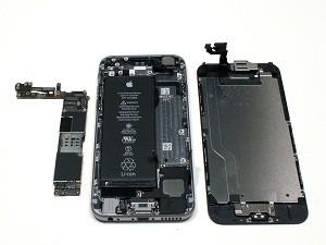 Выпрямление корпуса iPhone (Айфон)