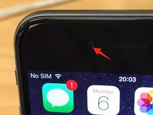 Не работает передняя камера на iPhone (Айфон)