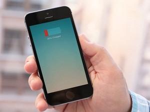 Быстро разряжается iPhone (Айфон)