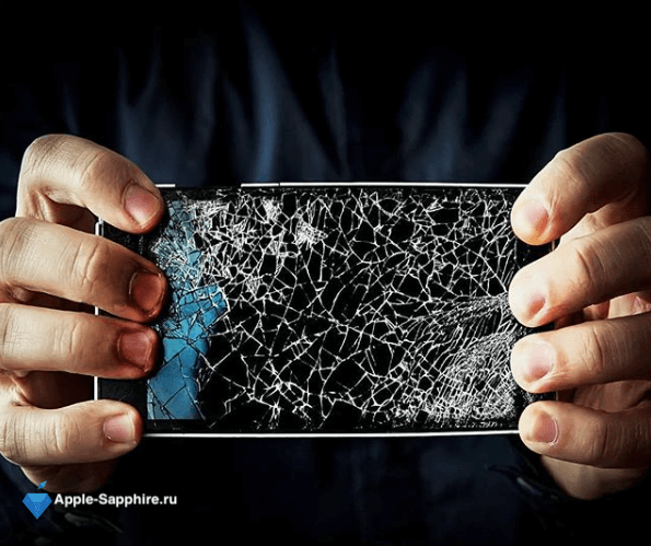 Замена дисплея (экрана) iPhone 6s