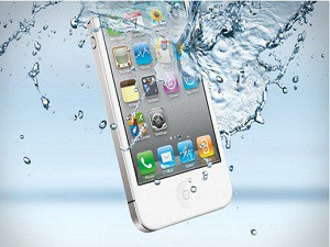 Упал в воду iPhone (Айфон)
