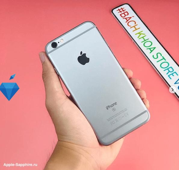 Замена контроллера питания iPhone 6s