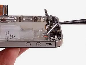 remont perekljuchatelja mute iPhone