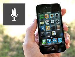 Плохо слышит собеседник iPhone