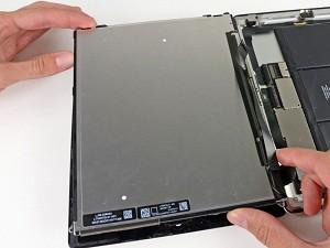 Динамик не работает iPad (Айпад)