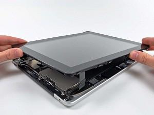 Замена микросхемы модуля Wi-Fi iPad (Айпад) в Москве