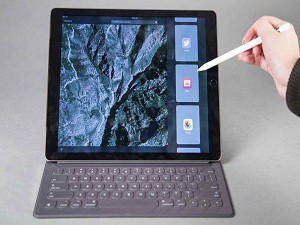 Не работает часть экрана iPad (Айпад)