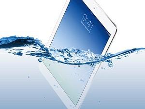 iPad-water