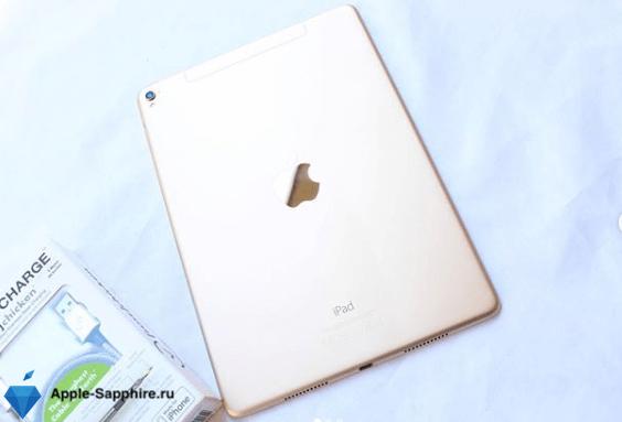 """Снятие и установка тачскрина без ремонта iPad Pro 9,7"""""""