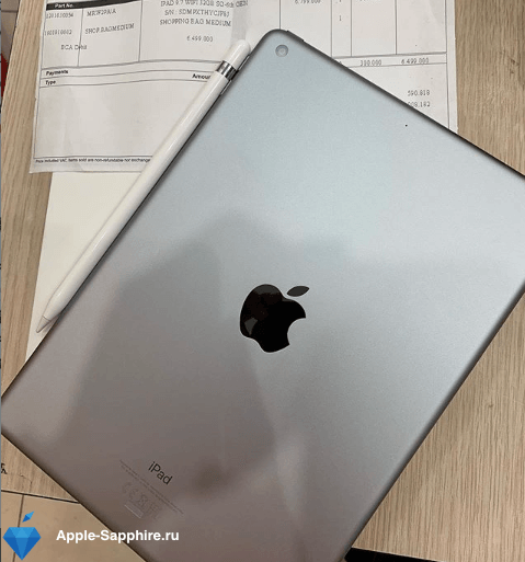 "Замена стекла iPad Pro 9,7"""