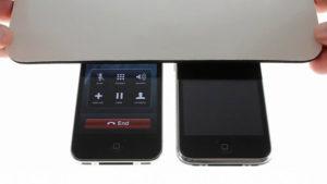 Не гаснет экран при разговоре iPhone 7 Plus