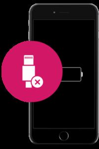 Не заряжается iPhone 7 Plus
