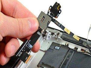 Восстановление цепи питания iPhone 7
