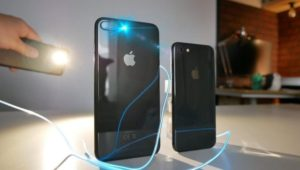 Не работает вспышка iPhone X