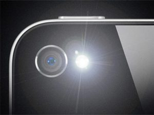 Вспышка у iPhone 7