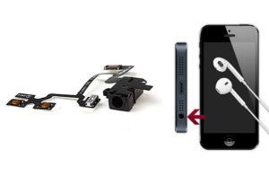 Не работает гнездо наушников iPhone X