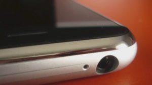 Не работает гнездо наушников на iPhone 7 Plus