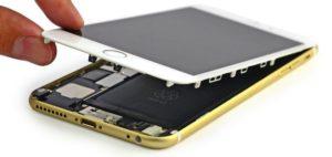 Восстановление цепи питания iPhone 8
