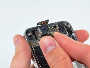 Ремонт задней камеры iPhone X