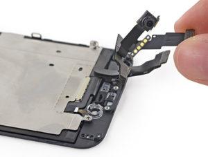 Ремонт передней камеры iPhone 7