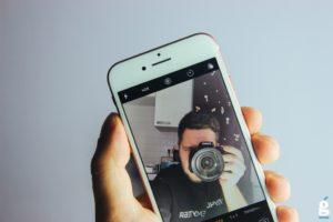 Не работает передняя камера iPhone 8 Plus