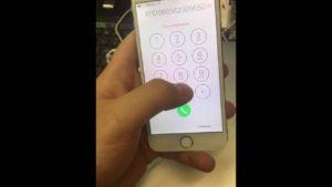 Не работает сенсор iPhone X