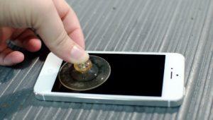 Не работает сенсор/тачскрин iPhone 7 Plus