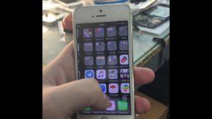 Не работает сенсор/тачскрин iPhone 8 Plus
