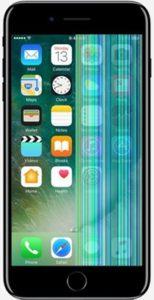 Не работает часть экрана iPhone X