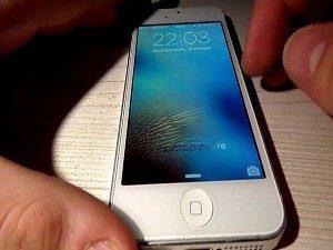 Не работает часть экрана iPhone 8