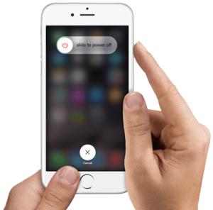 Не работает часть экрана iPhone 7