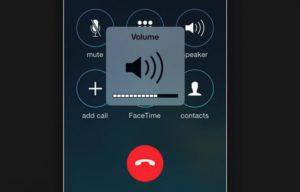Не слышно собеседника iPhone 8