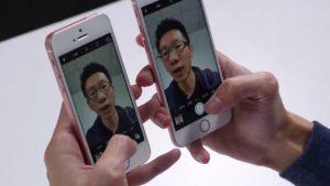Не фокусирует передняя камера iPhone X