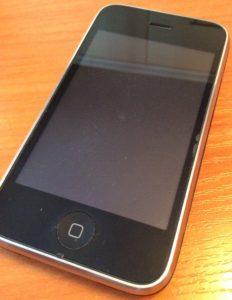 Нет изображения на iPhone 8 Plus