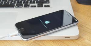 Обновление ПО iPhone 8