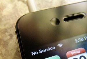 Плохо работает сеть iPhone 8 Plus