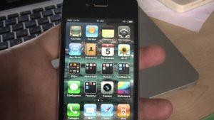 Постоянный поиск сети iPhone 7