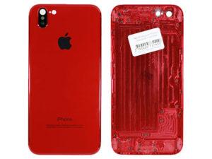 Повреждена задняя крышка iPhone 7