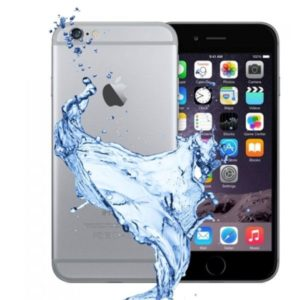 Попала влага в iPhone 8