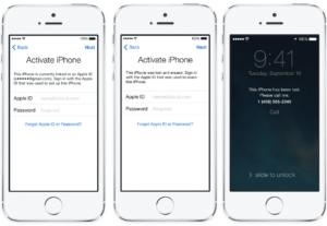 Разблокировка от оператора (unlock) iPhone 7