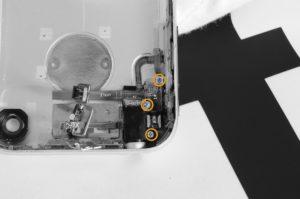 Ремонт кнопки вибро на iPhone 7
