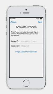 Разблокировка Apple ID на iPhone 7 Plus
