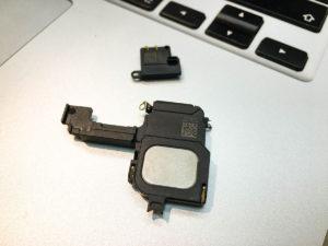 Динамик не работает на iPhone 7 Plus